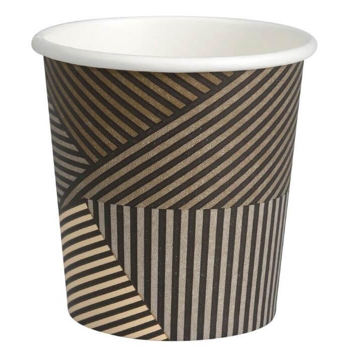 Espresso kaffekop med print 10 cl