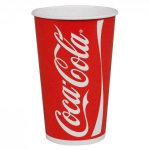Coca Cola sodavands papkrus 30 cl