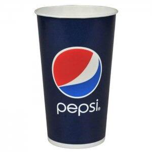 Pepsi sodavand papkrus 100 cl
