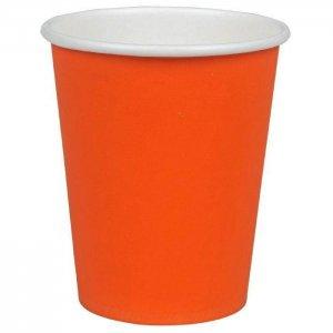 Kaffekop - orange - 24 cl