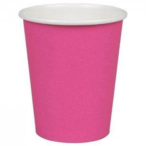 Kaffekop - pink - 24 cl
