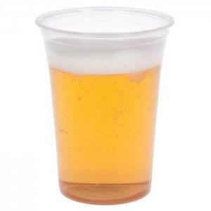 Drikkeglas - klar - blød og splintfri - luksus - PP - 40 cl