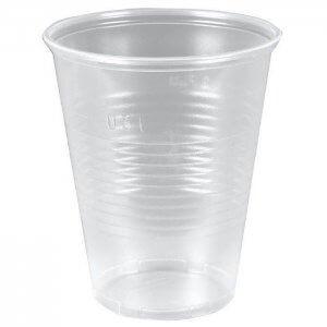 Fadølsglas - klar - blød og splintfri - PP - 30 cl