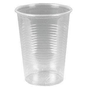 Fadølsglas - klar - blød og splintfri - PP - 40 cl