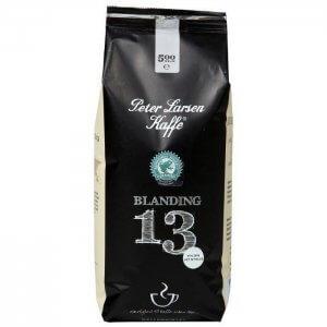 Peter Larsen Kaffe - Blanding 13 - formalet - 500g