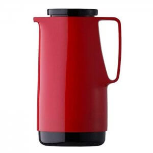 Termokande - rød - model 760 - 1 liter