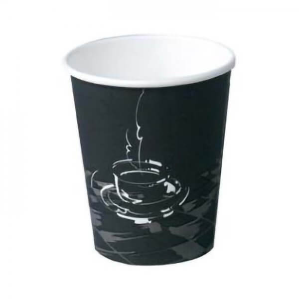 Kaffebæger med grafik - Coffee cup - 24 cl