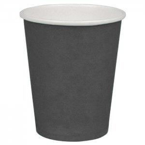 Kaffekop - koksgrå - 24 cl