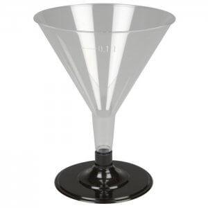 Cocktailglas - champagne - klar - 16 cl